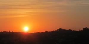 Lever de soleil Auch © MSB-Pass'enGers