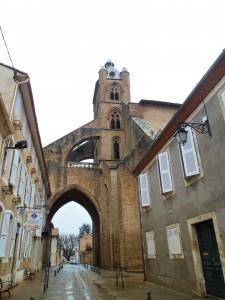 visite guidée Mirande Astarac bastide Gers