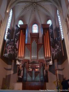 visite guidée Plaisance orgue Birouste bastide Gers