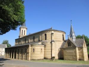 visite guidée Ponsan-Soubiran église néo-byzantine Gers