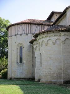 visite guidée abbaye cistercienne Flaran Gers 2