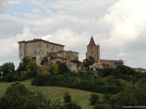 visite guidee Lavardens pittoresque chateau Renaissance Gers