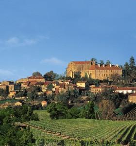 monastère village Saint-Mont Gers