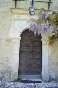 porte château Herrebouc Gers