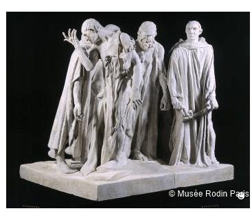 sculpture moderne rodin