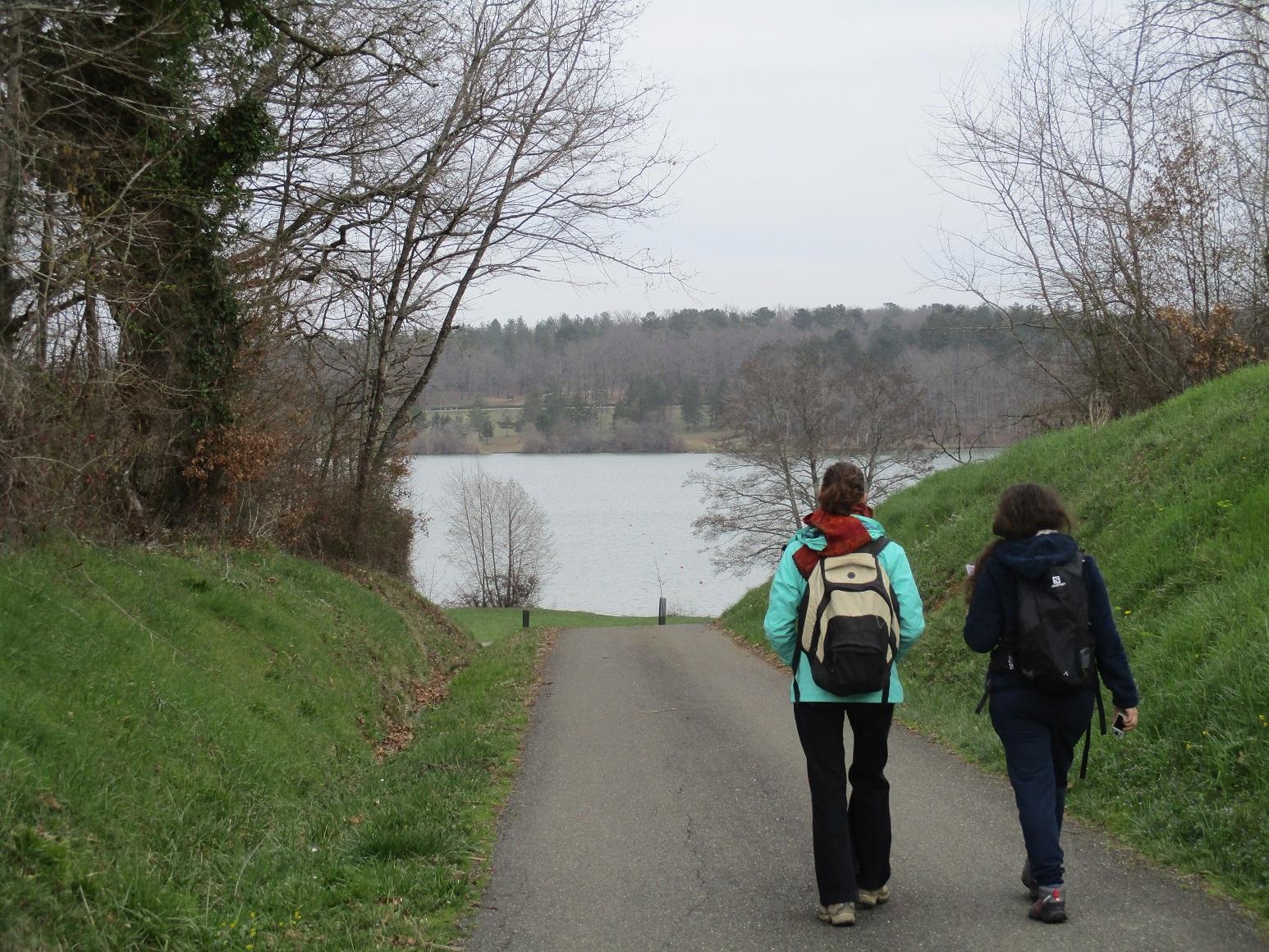 randonnée au lac de l'Uby - Gers